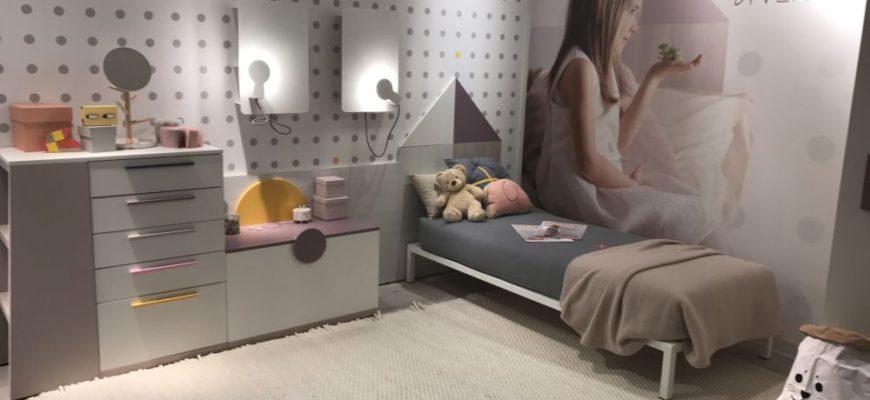 Идеи мебели для детской комнаты
